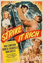 Strike It Rich Poster