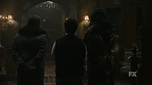 What We Do In The Shadows: Fingers Teaser