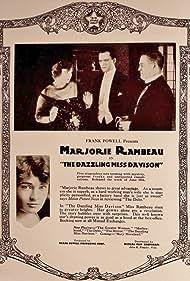 Marjorie Rambeau in The Dazzling Miss Davison (1917)