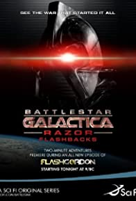 Primary photo for Battlestar Galactica: Razor Flashbacks