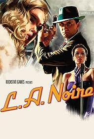 Erika Heynatz and Aaron Staton in L.A. Noire (2011)