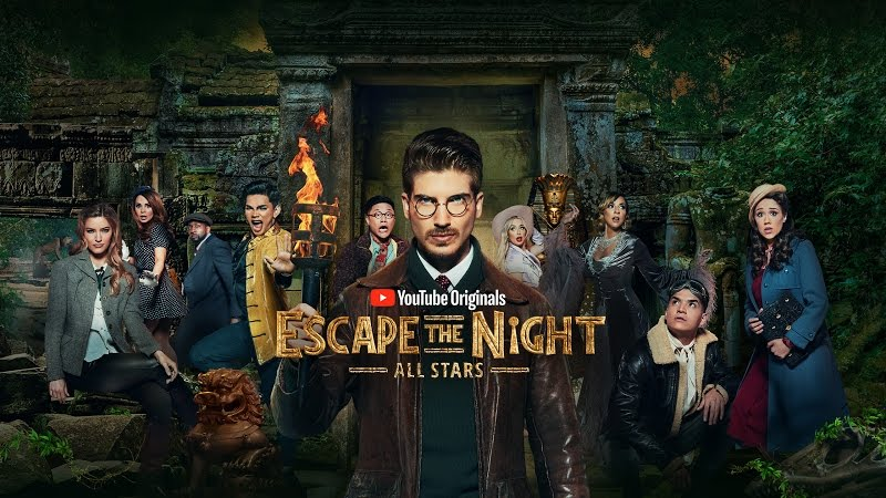Escape the Night (2016-)