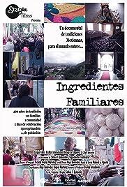 Ingredientes Familiares Poster