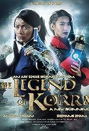 The Legend of Korra: A New Beginning Poster
