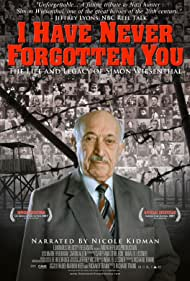 Simon Wiesenthal in I Have Never Forgotten You: The Life & Legacy of Simon Wiesenthal (2007)