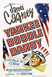 Yankee Doodle Dandy (1942) Poster - Movie Forum, Cast, Reviews