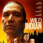 Kate Bosworth, Jesse Eisenberg, and Michael Greyeyes in Wild Indian (2021)