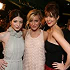 Michelle Trachtenberg, Mary Elizabeth Winstead, and Katie Cassidy at an event for Black Christmas (2006)