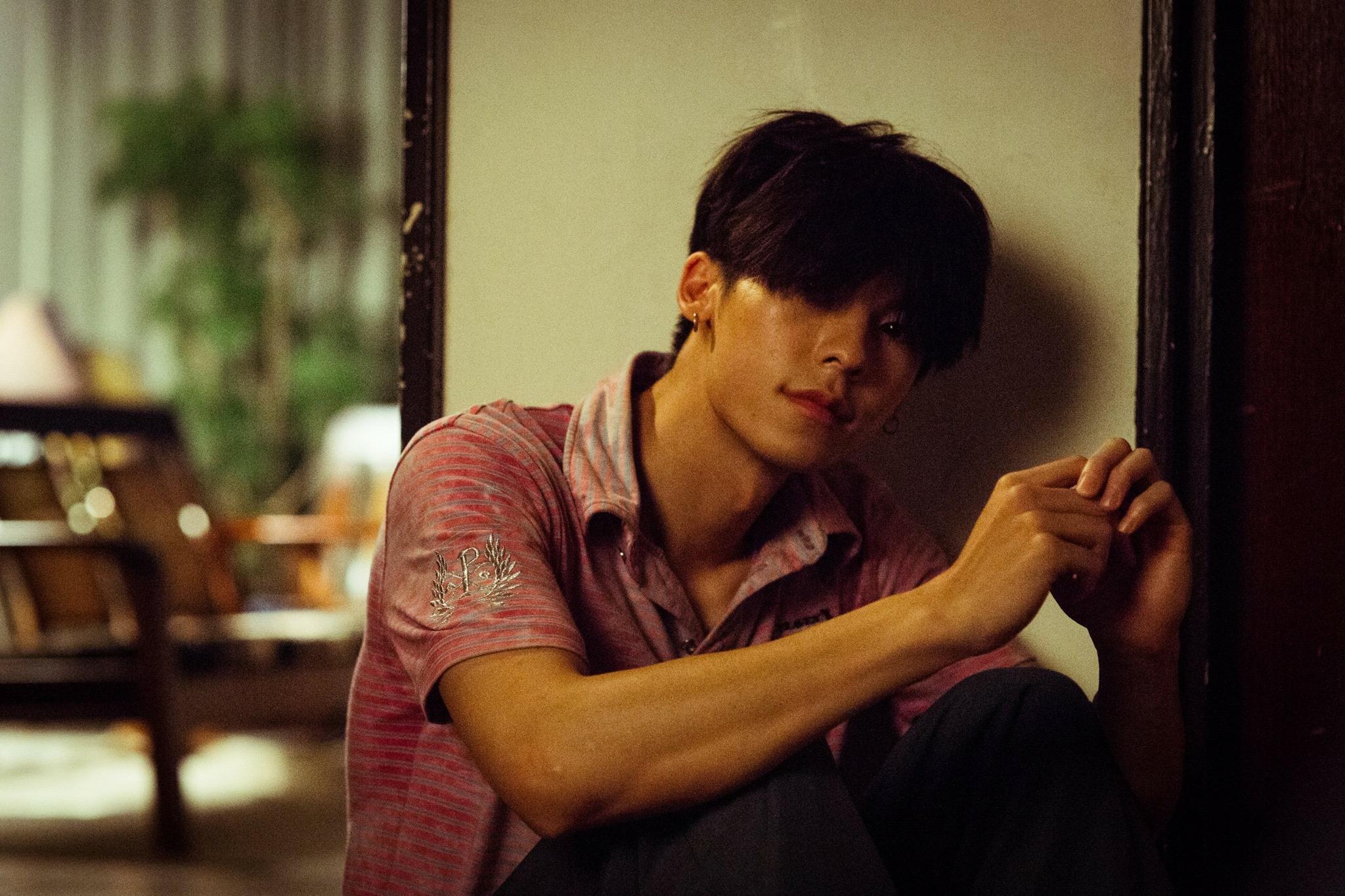 Greg Han Hsu in Jiang Teacher, You Talked About Love It (2016)