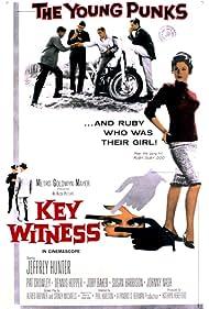 Key Witness (1960) Poster - Movie Forum, Cast, Reviews