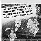 Erich von Stroheim, Stephanie Bachelor, and C. Aubrey Smith in Scotland Yard Investigator (1945)