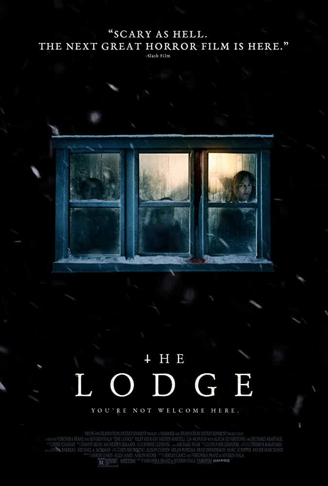 The Lodge (2019) in Hindi