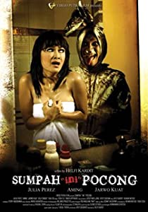 Dvdrip movie downloads free Sumpah (ini) pocong! Indonesia [1280x800]