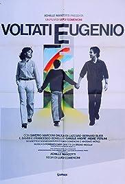 Voltati Eugenio Poster
