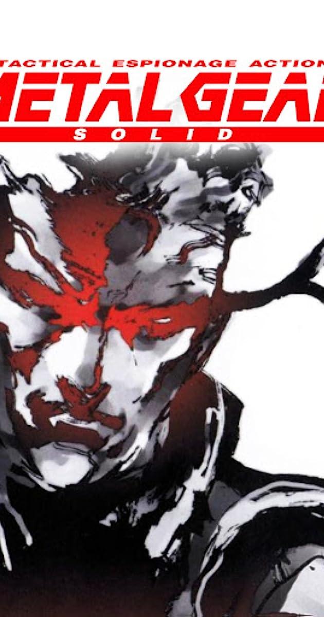 Download Filme Metal Gear Solid Torrent 2021 Qualidade Hd