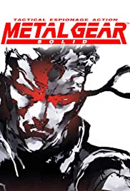 Metal Gear Solid (1998) Poster - Movie Forum, Cast, Reviews