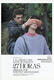 27 horas Poster