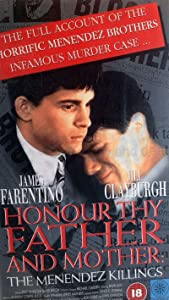 Honor Thy Father and Mother: The True Story of the Menendez Murders Larry Elikann