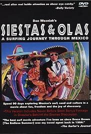 Siestas & Olas: A Surfing Journey Through Mexico Poster