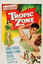 Tropic Zone Poster