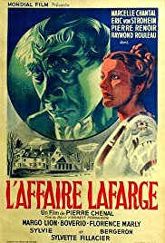 The Lafarge Case Poster