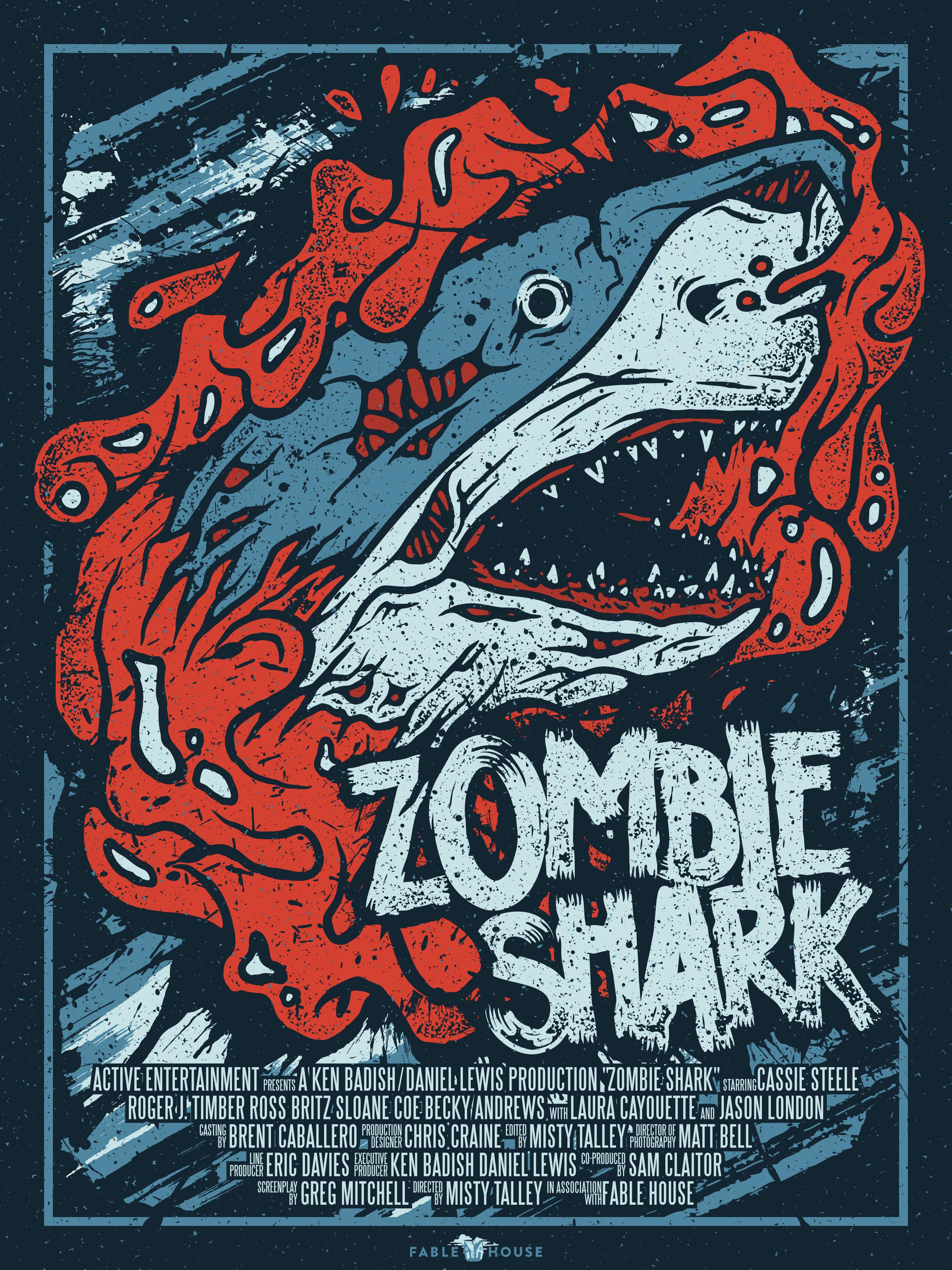 Zombie Shark (TV Movie 2015) - IMDb on
