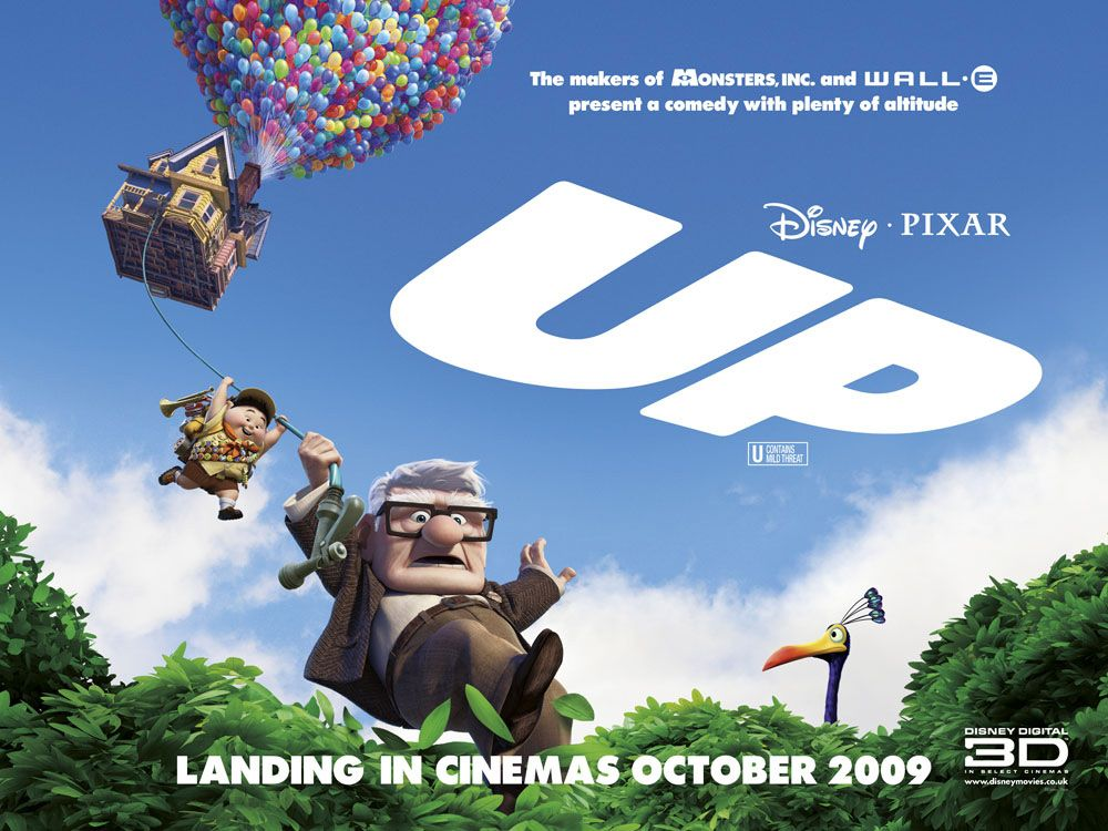 Welcome. : up (2009) brrip 300mb dual audio hindi/eng.