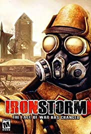Iron Storm Poster