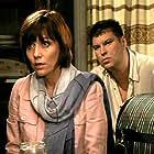 Ekaterina Semyonova and Andrey Sviridov in Kogda ne khvataet lyubvi (2008)