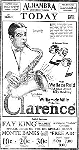 Watch full movies mobile free Clarence USA [480i]