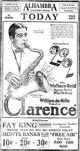English movies trailer download Clarence USA [WQHD]