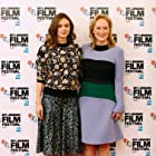 Meryl Streep and Carey Mulligan at an event for Suffragette (2015)