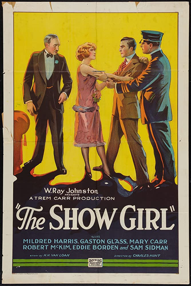 The Show Girl (1927)