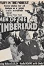Men of the Timberland (1941) Poster