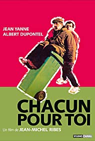 Albert Dupontel and Jean Yanne in Chacun pour toi (1993)