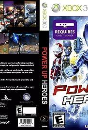 PowerUp Heroes Poster