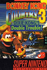 Donkey Kong Country 3: Dixie Kong's Double Trouble! Poster