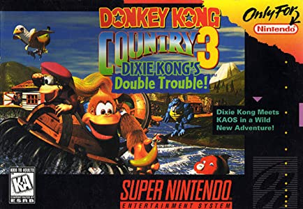 Donkey Kong Country 3: Dixie Kong's Double Trouble! Tim Stamper