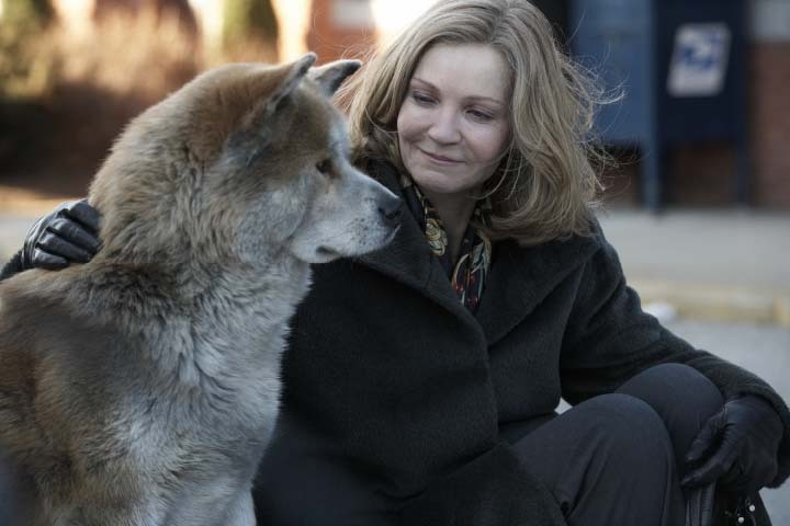 Joan Allen in Hachi: A Dog's Tale (2009)