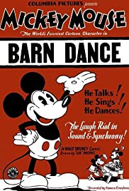 The Barn Dance Poster