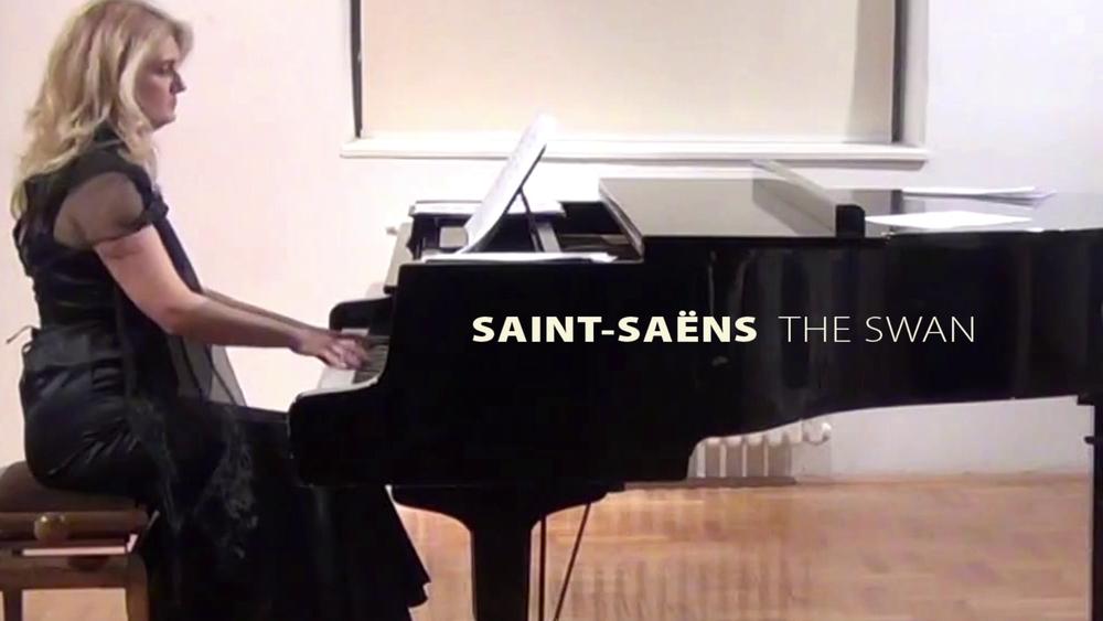 Saint-Saens: The Swan (2017)