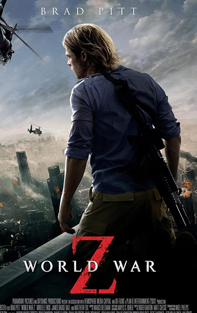 Free Download World War Z Full Movie