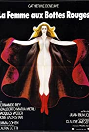 La femme aux bottes rouges (1974) Poster - Movie Forum, Cast, Reviews