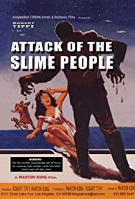 Primary photo for Attack of the Slime People