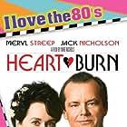 Jack Nicholson and Meryl Streep in Heartburn (1986)