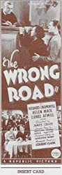 The Wrong Road (1937) Poster