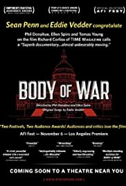 Body of War Poster