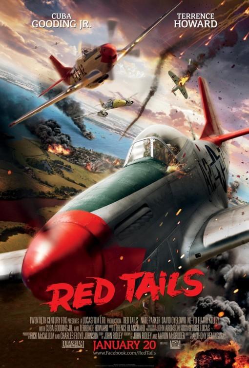 Esquadrão Red Tails [Dub] – IMDB 5.9