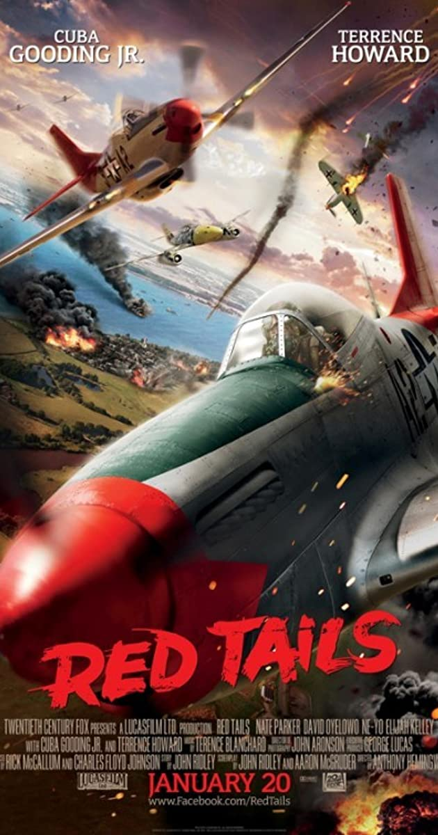 Subtitle of Red Tails
