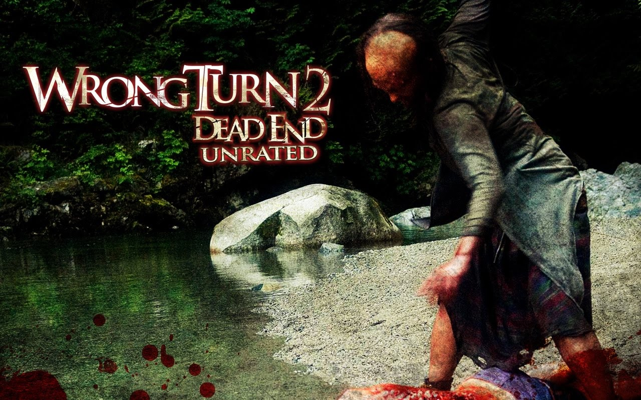 Yan-Kay Crystal Lowe and Rorelee Tio in Wrong Turn 2: Dead End (2007)